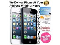 iPhone 5 16GB FREE DELIVERY WITHIN LONDON