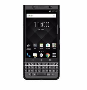 "Brand New BlackBerry KEYone 32GB 3GB / 64GB 4GB BBB100-1 - 4.7"" inch QWERTY Factory Unlocked Silver"