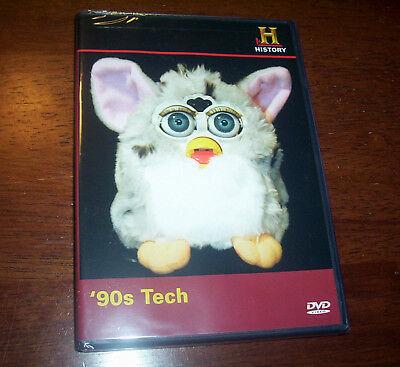 90S Tech Google Internet Amazon History Channel 1990 S Technology Tech Dvd New