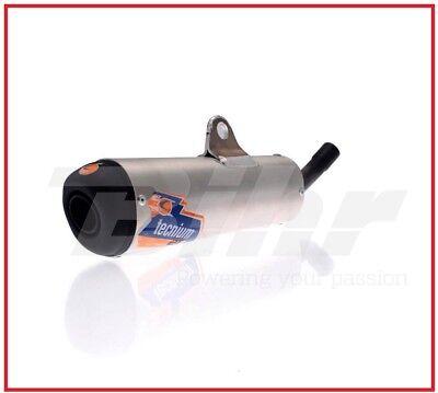 Tubo de Escape Cross Aluminio tecnium beta 300 RR 2013-2017