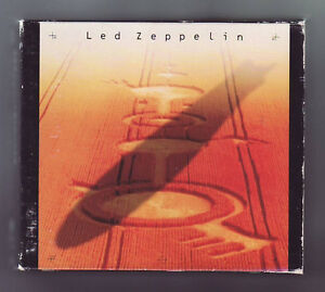 CD-LED-ZEPPELIN-4-CD-Box-Set-Remasters-1990-Japan-Import-AMCY-170