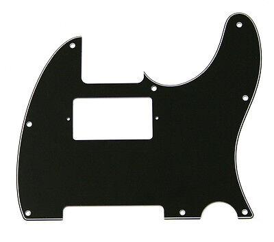 Black 3-ply Humbucker Pickguard for Fender Telecaster/Tele® PG-9562-033