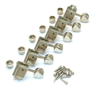 Genuine Fender LOCKING Vintage Tuners for Stratocaster/Telecaster 007-2272-049