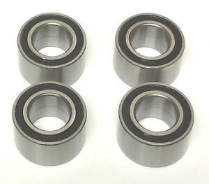 All Yamaha YFM660 Grizzly Front and Rear Wheel Bearing 2003 - 2008
