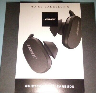 Bose QuietComfort Wireless In-Ear Headphones EARBUDS BRAND NEW SEALED