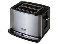 Hotpoint TT 22E Toaster ex demo RRP £40
