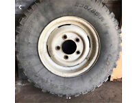 5 Land Rover defender wheels