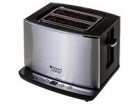 Hotpoint TT 22E Toaster RRP £40 Ex Display