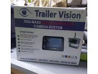 New - Trailer Vision Digi-Max2 digital wireless camera system
