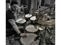 Drum Lessons in Winchmore Hill (Enfield) - Professional Drummer