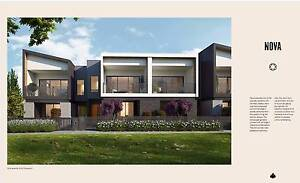 Townhouse at point cook under construction Point Cook Wyndham Area Preview