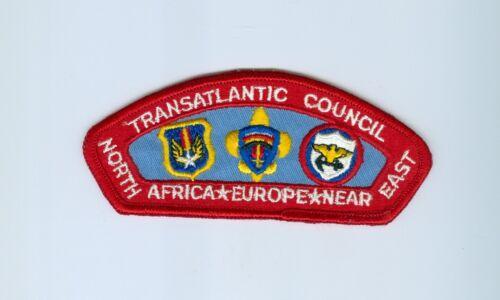 CSP  Transatlantic Council T-1