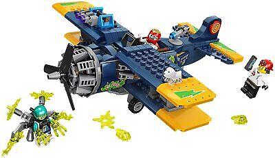 ⭐⭐⭐ NIB LEGO El Fuego's Stunt Plane Hidden Side (70429) ⭐⭐⭐