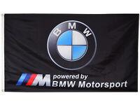 BMW M M3 M5 Racing 3x5 ft  Indoor Outdoor Banner Flag