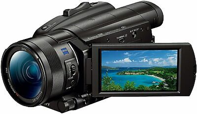 Sony FDR-AX700 - 4K HDR Ultra-HD-Camcorder