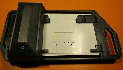 Addressograph Bartizan Portable Mobile Credit Card Imprinter Machine Slider