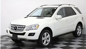 Mercedes-Benz ml350 2009 (low mileage  and fully loaded)