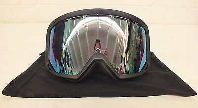 f36193ee1f95 Native Eyewear Coldfront Indigo Rose Lens Ski Snowboard Goggles NEW LOOK