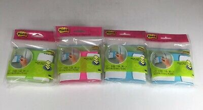 4 Pack 3m Post-it Pop Up Note Dispenser W90 3 X 3 Post-it Notes Tl450-hb