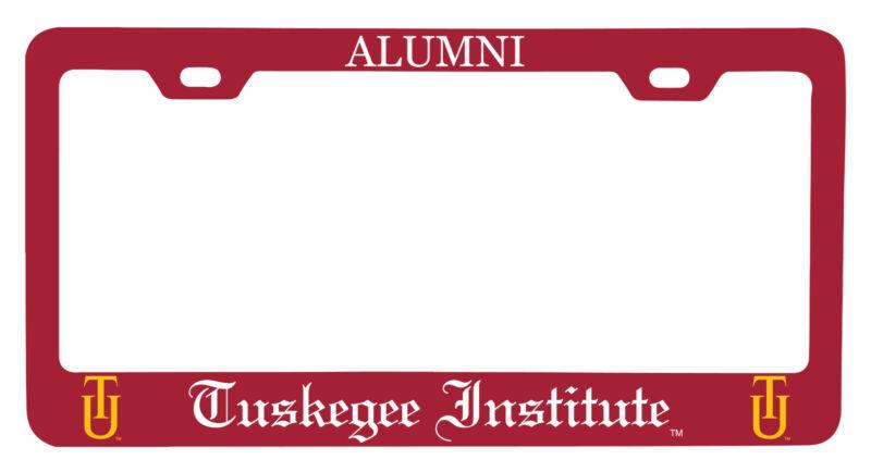 Tuskegee University Alumni License Plate Frame New for 2020