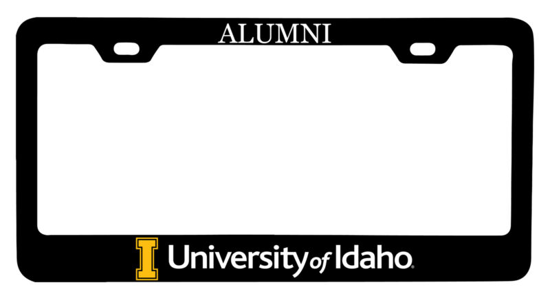 Idaho Vandals Alumni License Plate Frame New for 2020