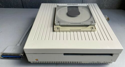 Apple Macintosh MAC Computer AppleCD SC External CD-ROM Drive M2850 SCSI Cable