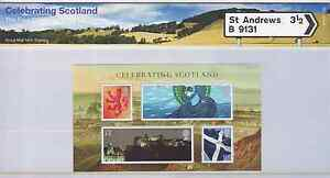 Great-Britain-UK-Presentation-Pack-M14-Celebrating-Scotland-2006-issue