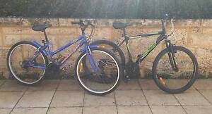 mountain bikes Mount Hawthorn Vincent Area Preview