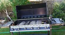 6 Burner BBQ and Spit Roast Sorell Sorell Area Preview