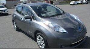 2015 Nissan Leaf S Electric Vehicle