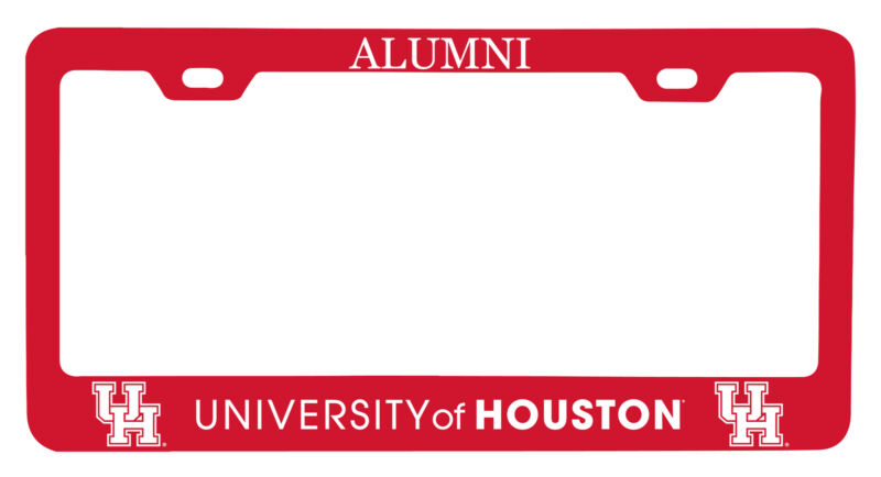 University of Houston Alumni License Plate Frame New for 2020
