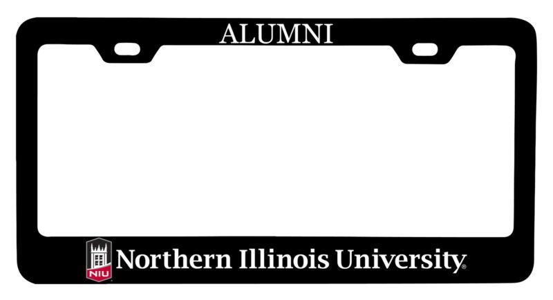 Northern Illinois Huskies Alumni License Plate Frame New for 2020