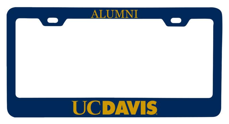 UC Davis Aggies Alumni License Plate Frame New for 2020