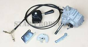 Go Kart Forward & Reverse Gearbox 4HP - 8HP Engine 10T #41 #420 Malaga Swan Area Preview