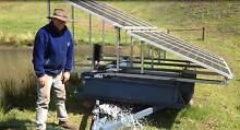 128m head 5000L/hr per hour SOLAR PUMP for bores, rivers and dams Bairnsdale East Gippsland Preview