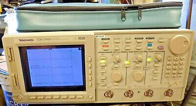 Tektronik Tds 784d Four Channel Digital Phosphor Oscilloscope 1ghz 4gss Dpo