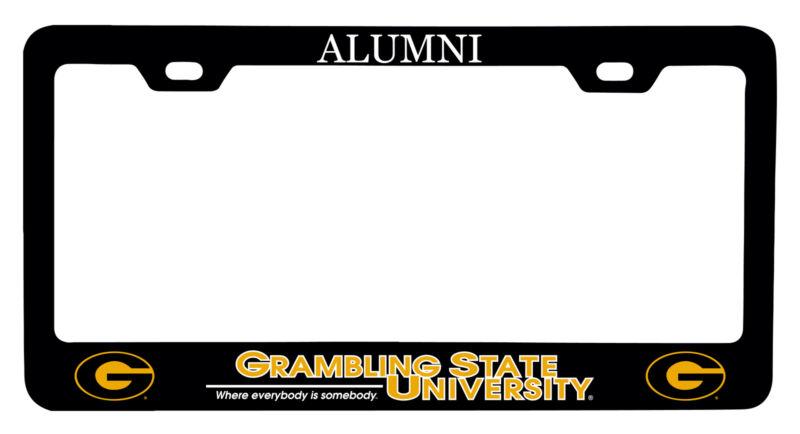 Grambling University Bulldogs Alumni License Plate Frame New for 2020