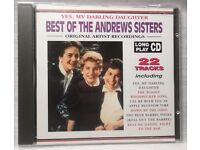 Andres Sisters CD