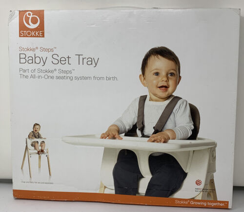 Stokke Steps Chair Baby Set Tray - Customer Return