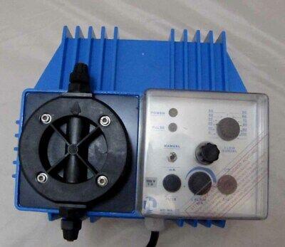 Etatron Hd Macc Metering Dosing Pump New In Box