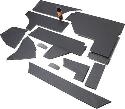 Amjd40uk Upholstery Kit Black For John Deere 4040 4240 4440 4640 Tractors