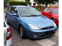 1.8 Ford Focus MP3 2003