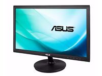 ASUS VS228 21.5 inch Widescreen 1080p Full HD LED Monitor (1920 x1080, 5 ms VGA)