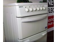 Beko 50cm Cooker, Basic but a bargain with 12 month warranty and delivery