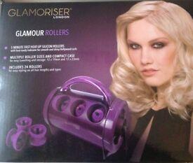 Brand new Glamoriser Glamour Rollers