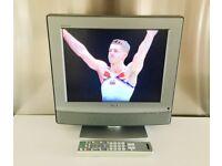 "Sony Bravia KDL-15G2000 15"" LCD Freeview Digital TV"