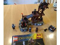 LEGO Lord of the Rings 9476 the orc forge Bnib
