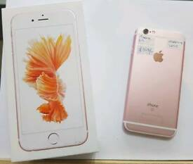 Apple iPhone 6s 32gb rose gold vodafone
