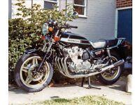 HONDA CB900F 1980 90% FINISHED NEW EXHAUST CLASSIC BIKE