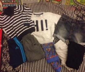 Boys clothes and school wear